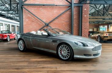 2005 Aston Martin DB9 Volante (MY06)