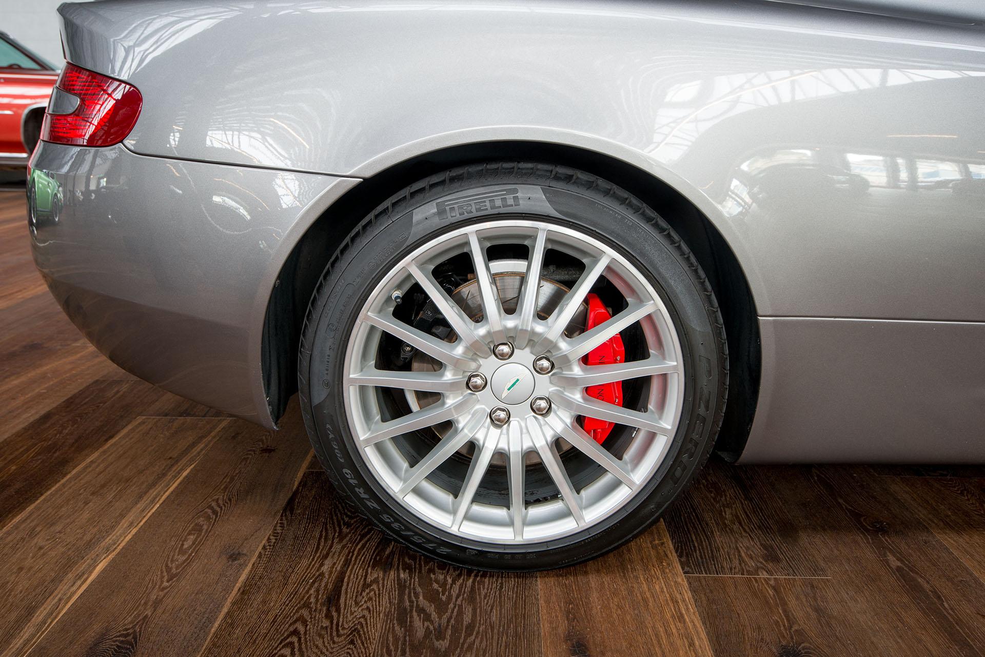2005 Aston Martin Db9 Volante My06 Richmonds Classic