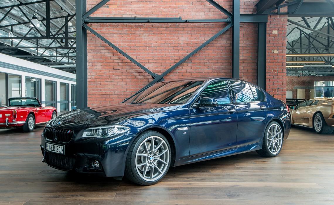 BMW 535I M Sport >> MY 2014 BMW 535i M SPORT - Richmonds - Classic and Prestige Cars - Storage and Sales - Adelaide ...