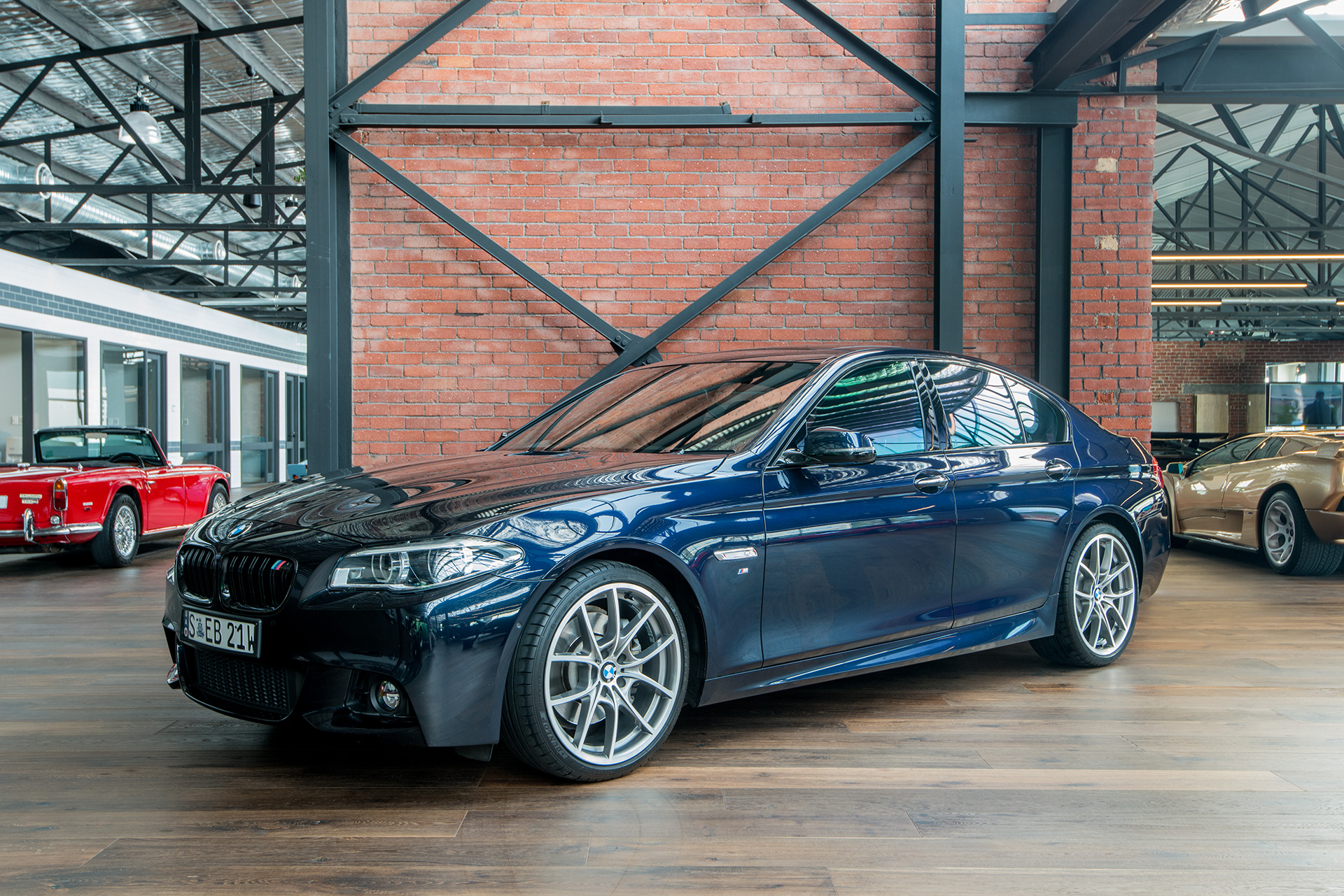 my 2014 bmw 535i m sport richmonds classic and prestige cars storage and sales adelaide. Black Bedroom Furniture Sets. Home Design Ideas