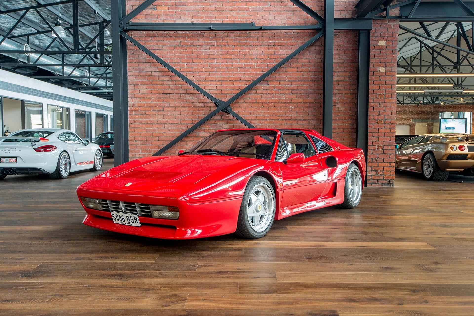 1989 Ferrari 328 Gts Richmonds Classic And Prestige