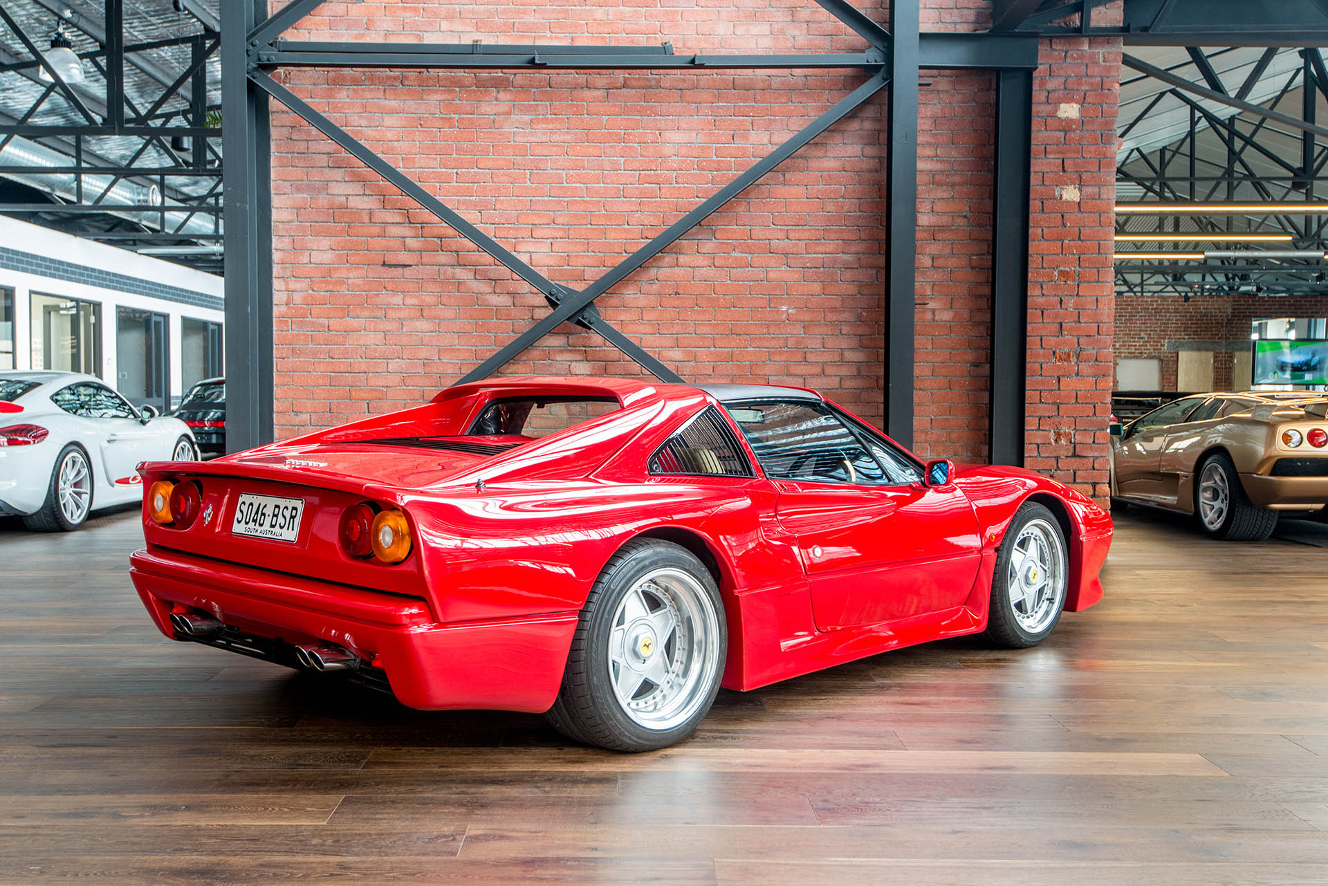 German Cars For Sale >> 1989 Ferrari 328 GTS - Richmonds - Classic and Prestige Cars - Storage and Sales - Adelaide ...