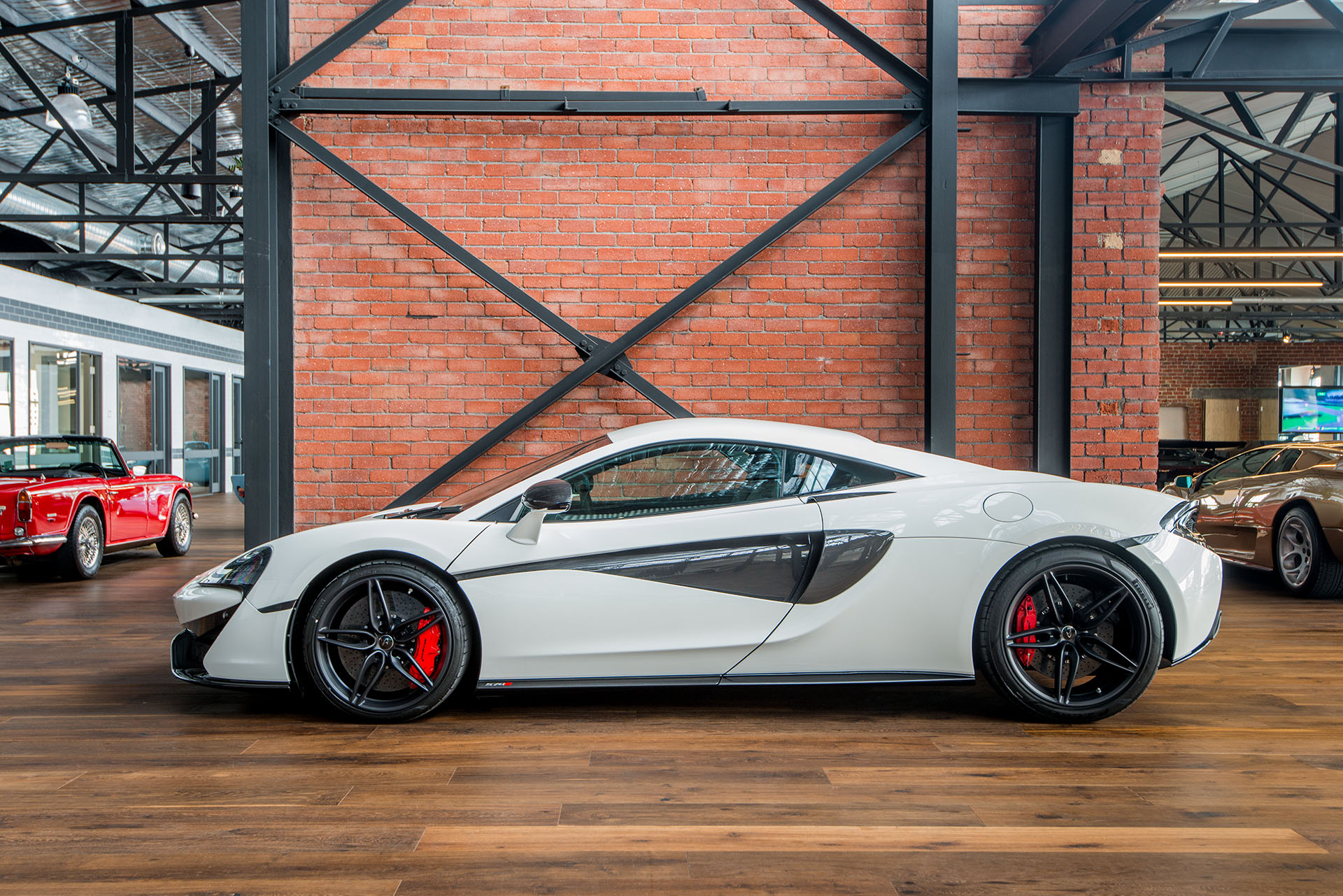2017 Mclaren 570 S Richmonds Classic And Prestige Cars