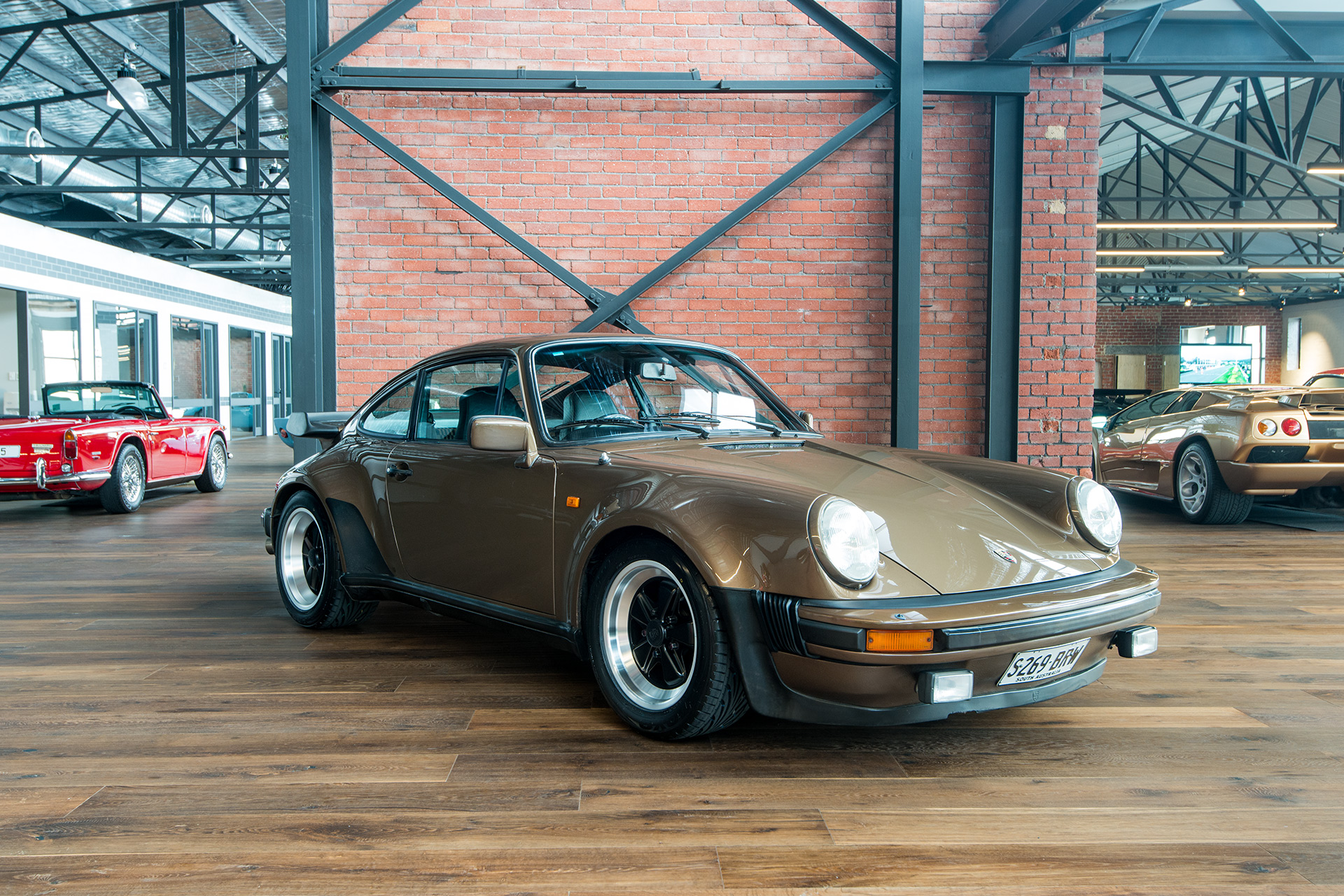 1980 Porsche 930 Turbo Richmonds Classic And Prestige Cars Storage And Sales Adelaide Australia