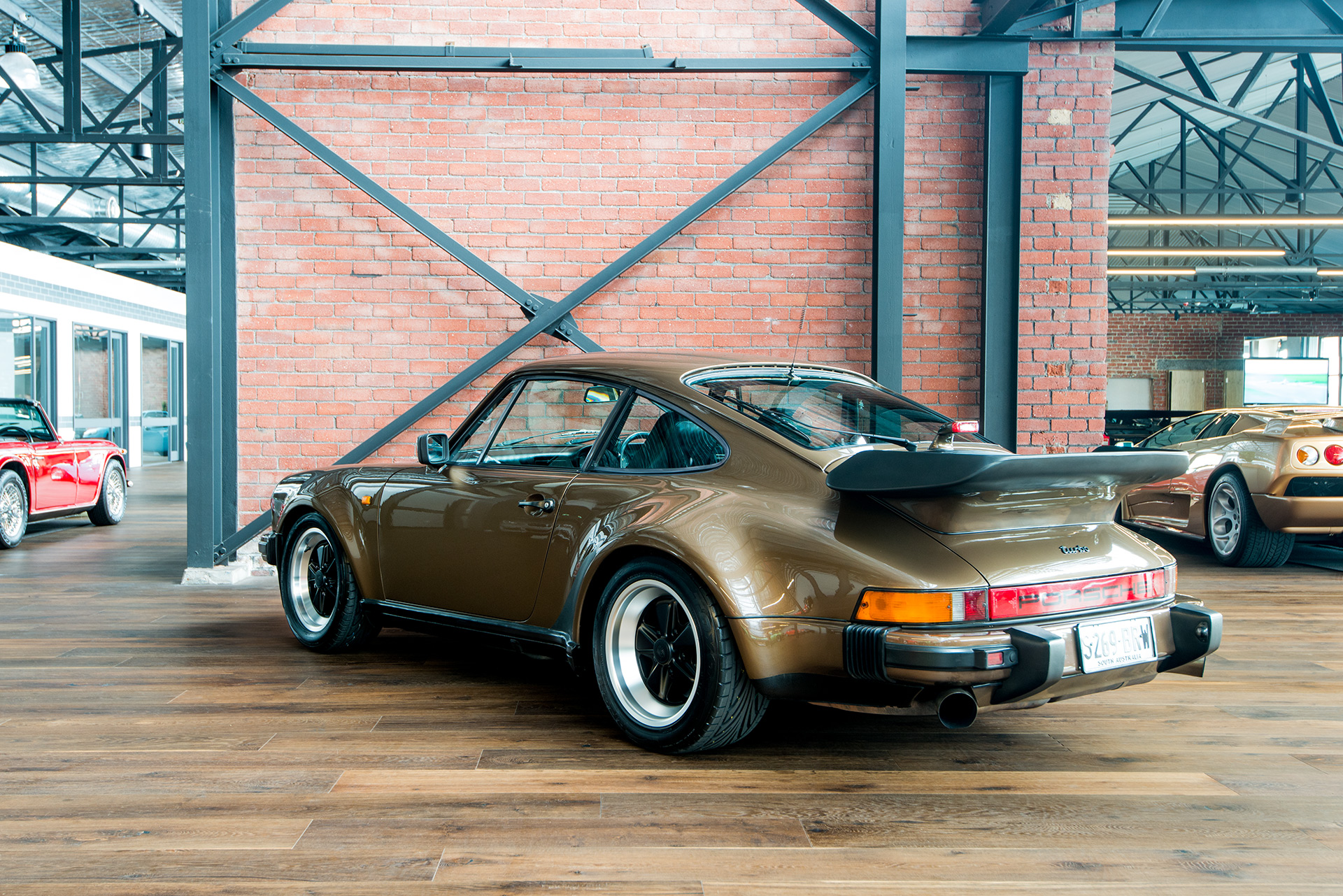 1980 porsche 930 turbo - richmonds