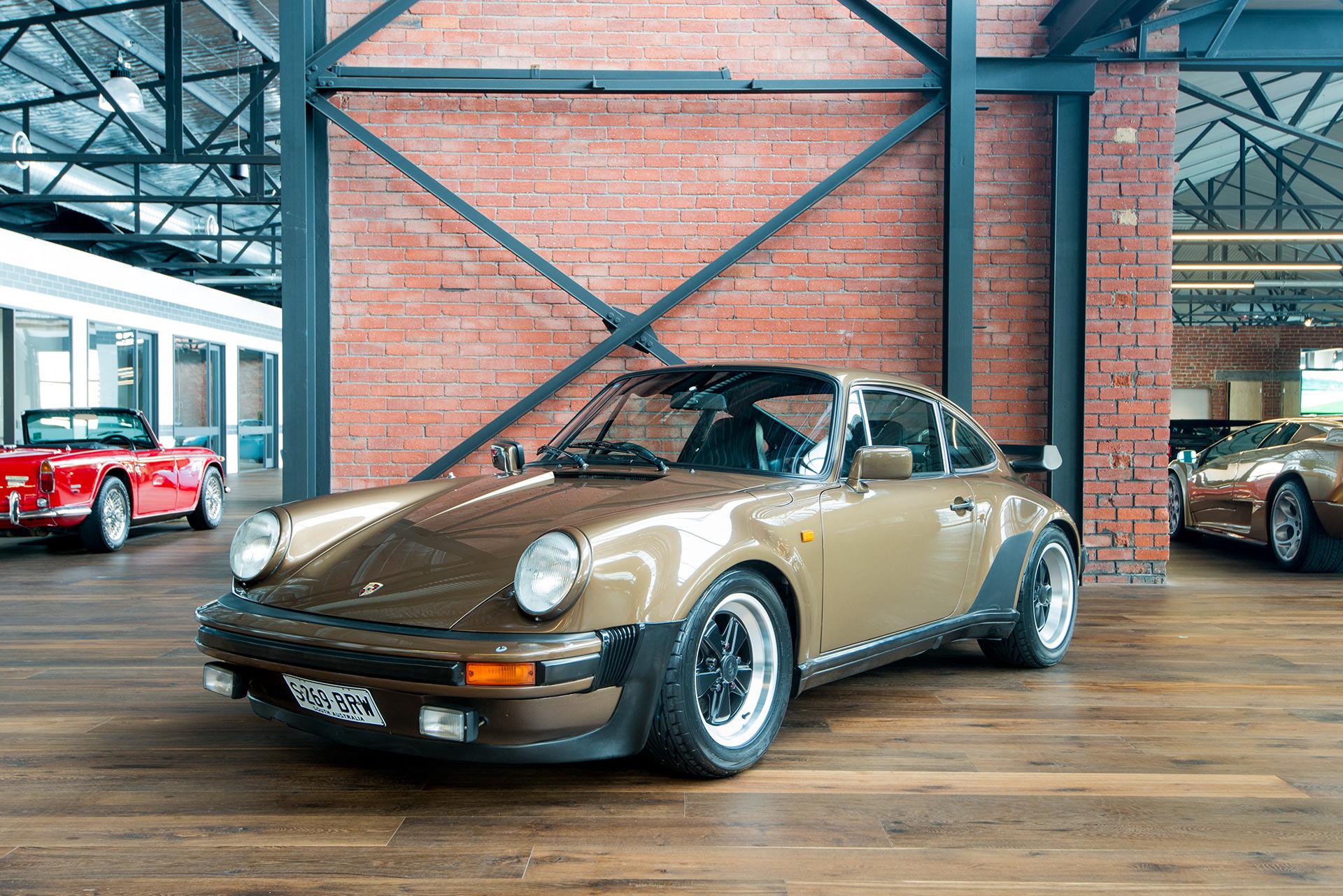 1980 Porsche 930 Turbo Richmonds Classic And Prestige Cars Storage And Sales Adelaide Australia