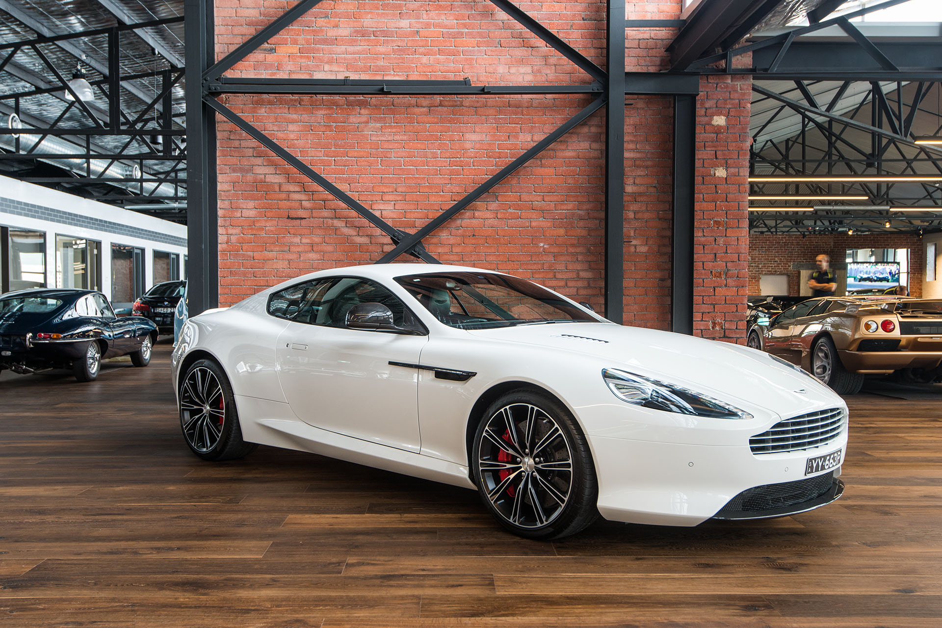 Aston Martin DB Richmonds Classic And Prestige Cars - 2018 aston martin db9 coupe