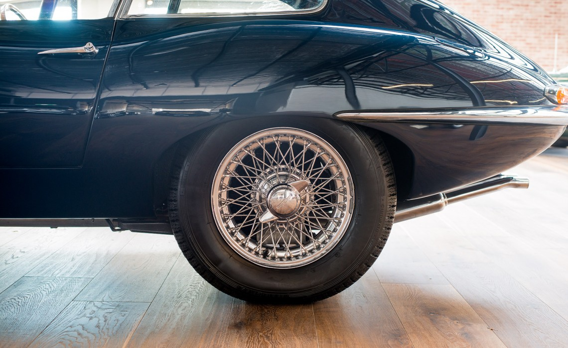 1961 Jaguar E Type 3.8 Series 1 FHC