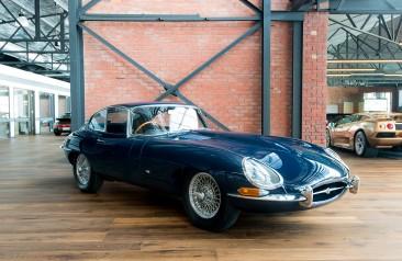 1961 Jaguar E Type 3.8 Series 1 FHC