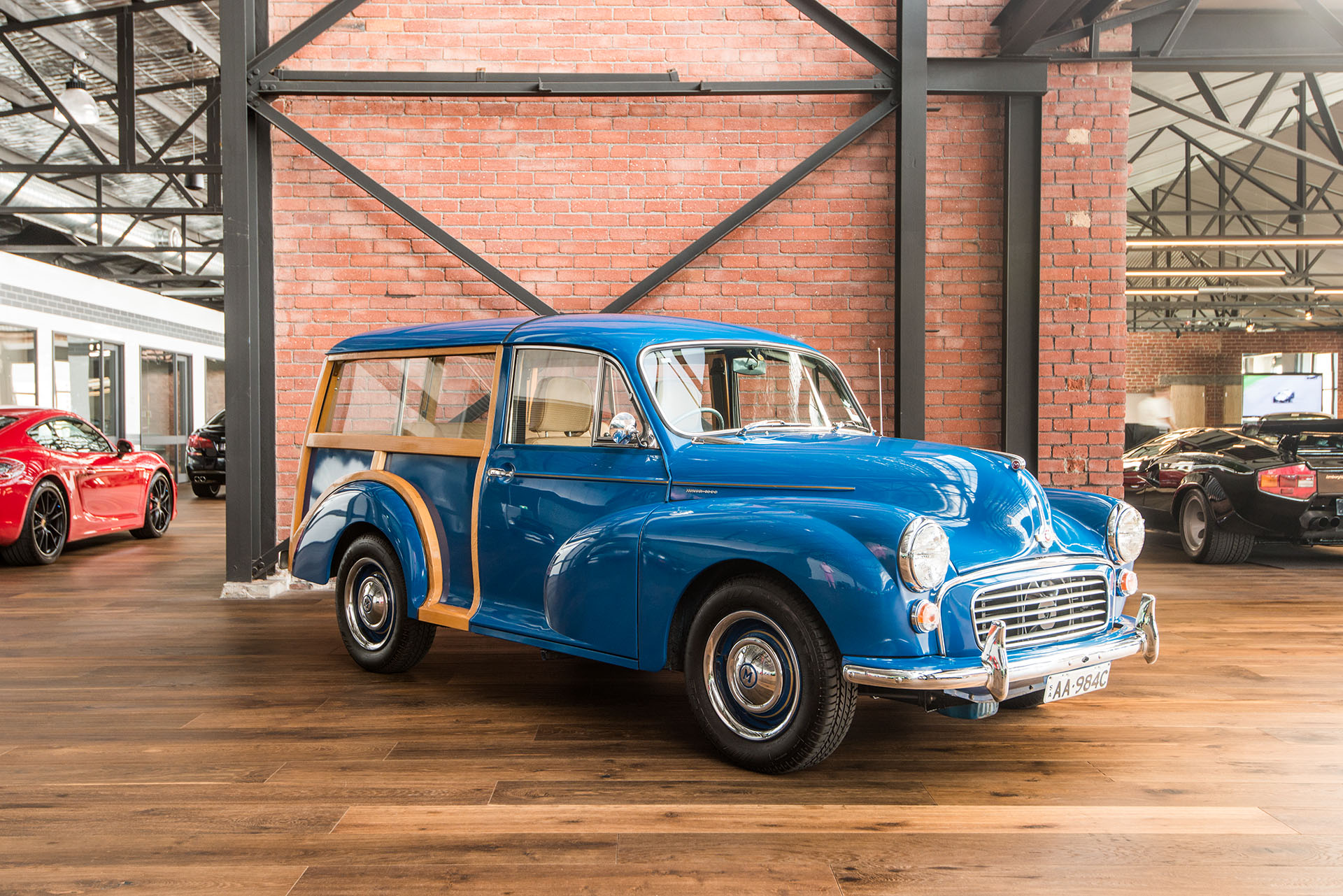 1965 Morris Minor Traveller - Richmonds - Classic and Prestige Cars ...