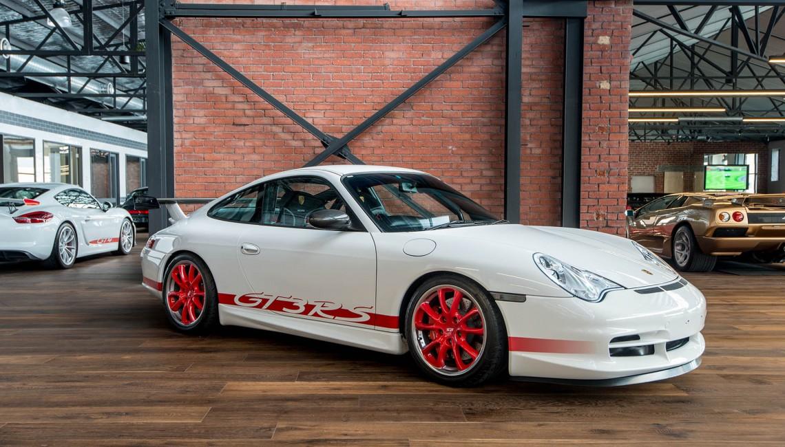 2004 Porsche 996 GT3RS