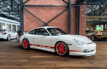 2004 Porsche GT3RS