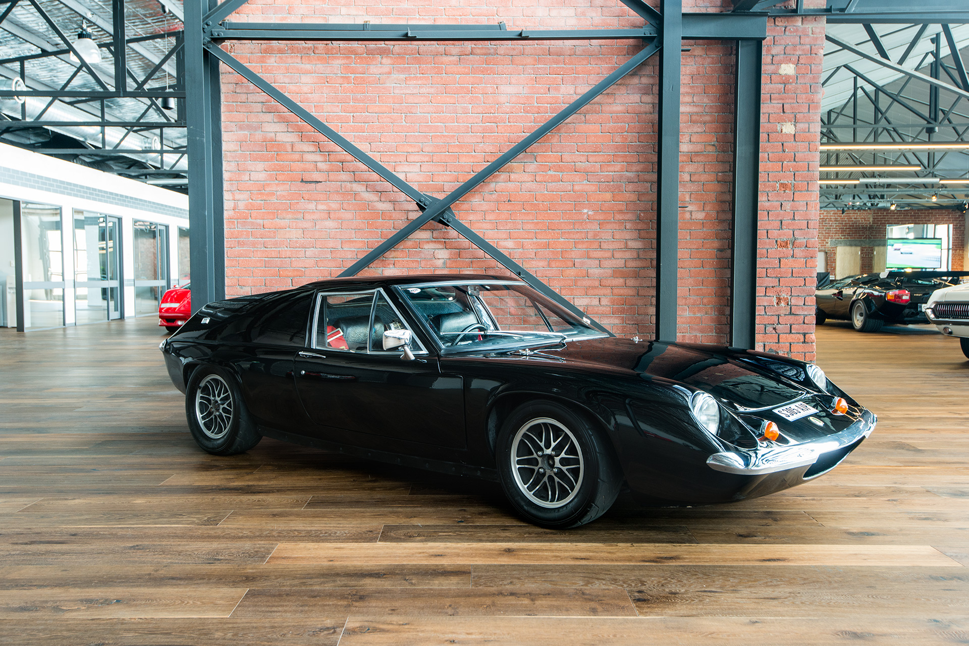 1970 lotus europa s2 richmonds classic and prestige cars storage and sales adelaide. Black Bedroom Furniture Sets. Home Design Ideas