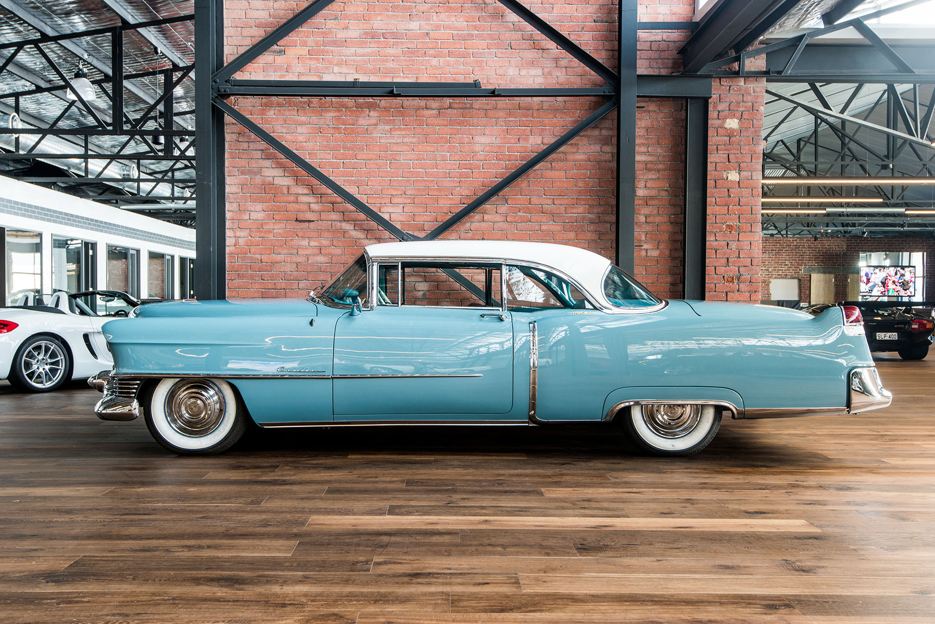 1954 Cadillac Coupe De Ville - Richmonds - Classic and