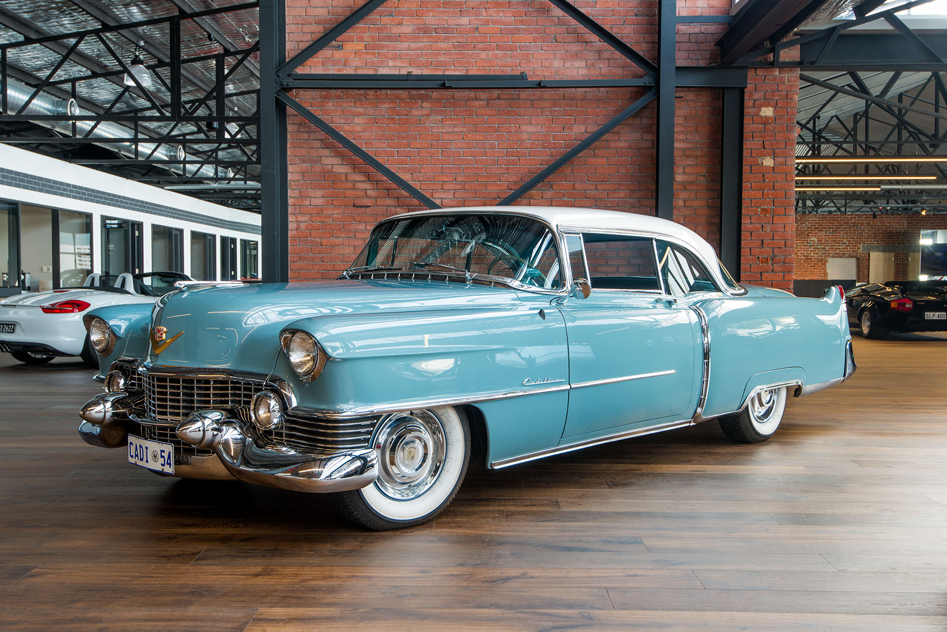 Classic Cadillac For Sale >> 1954 Cadillac Coupe De Ville - Richmonds - Classic and ...