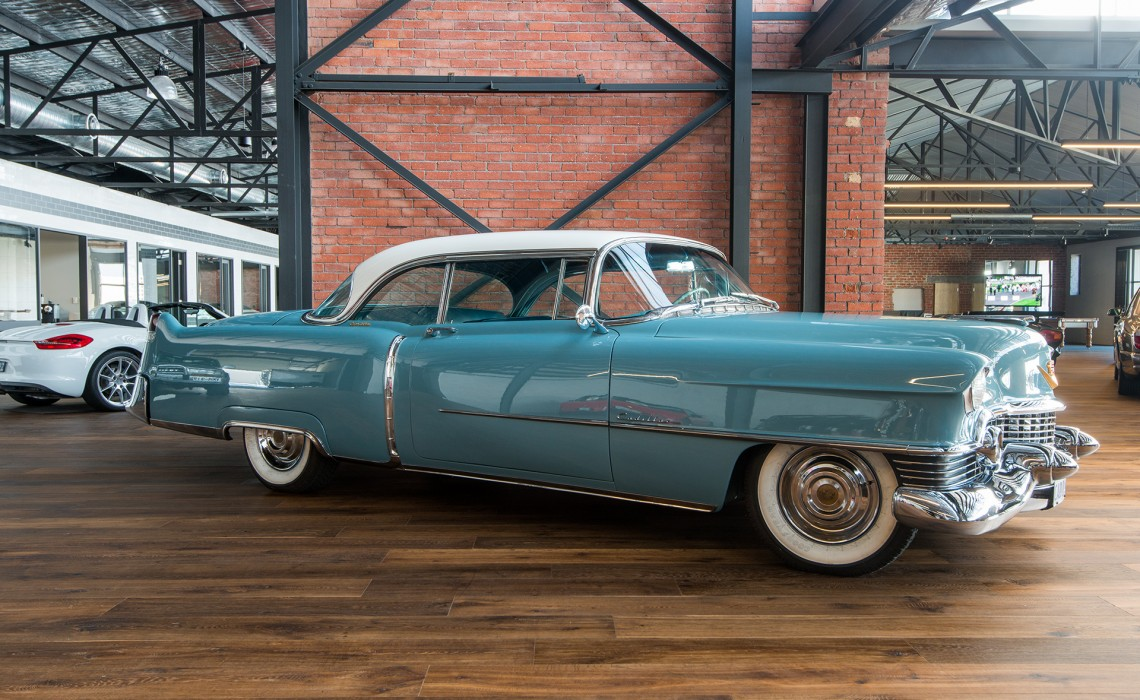 1954 Cadillac Coupe De Ville - Richmonds - Classic and ...