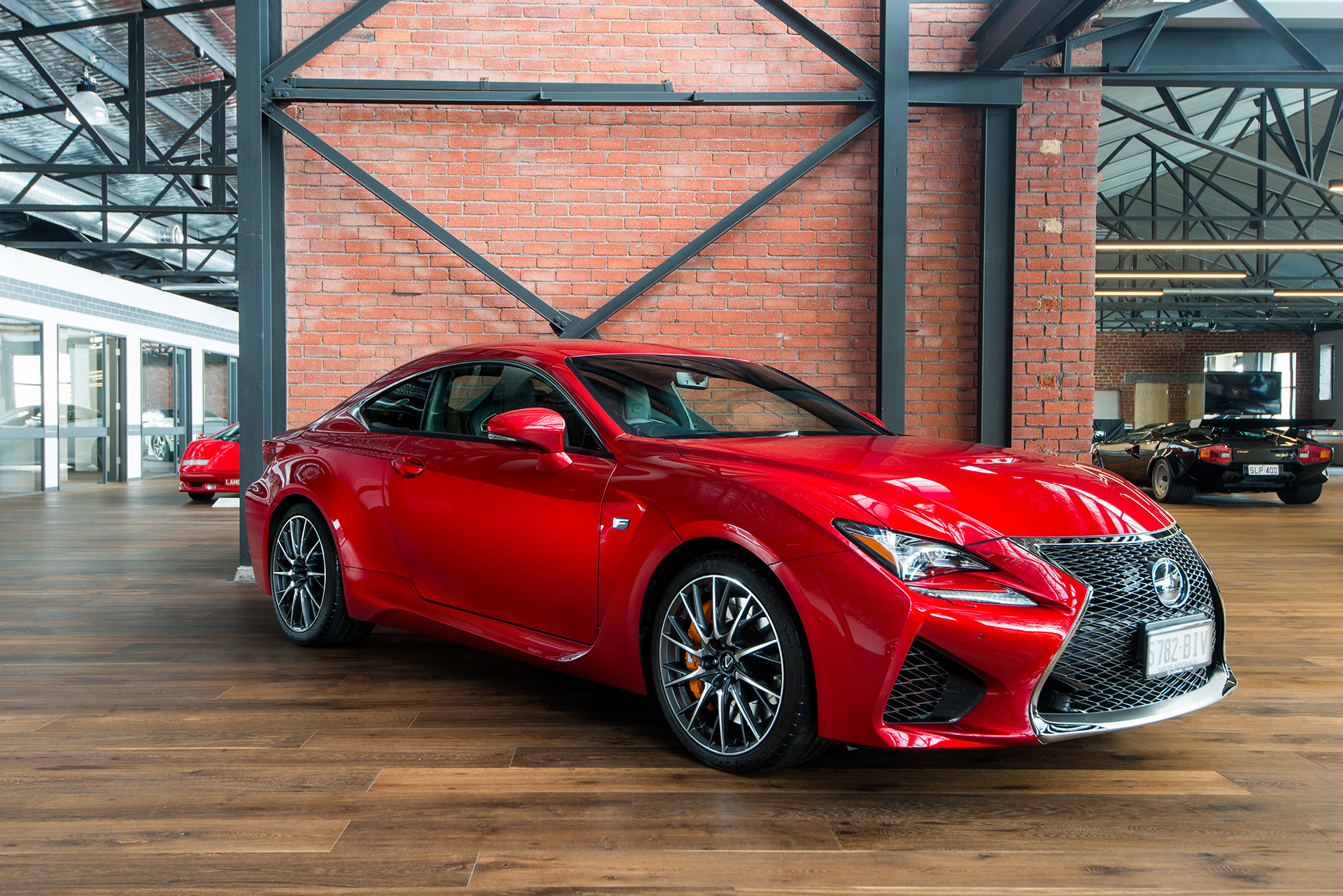 2016 lexus rcf coupe richmonds classic and prestige cars storage and sales adelaide. Black Bedroom Furniture Sets. Home Design Ideas