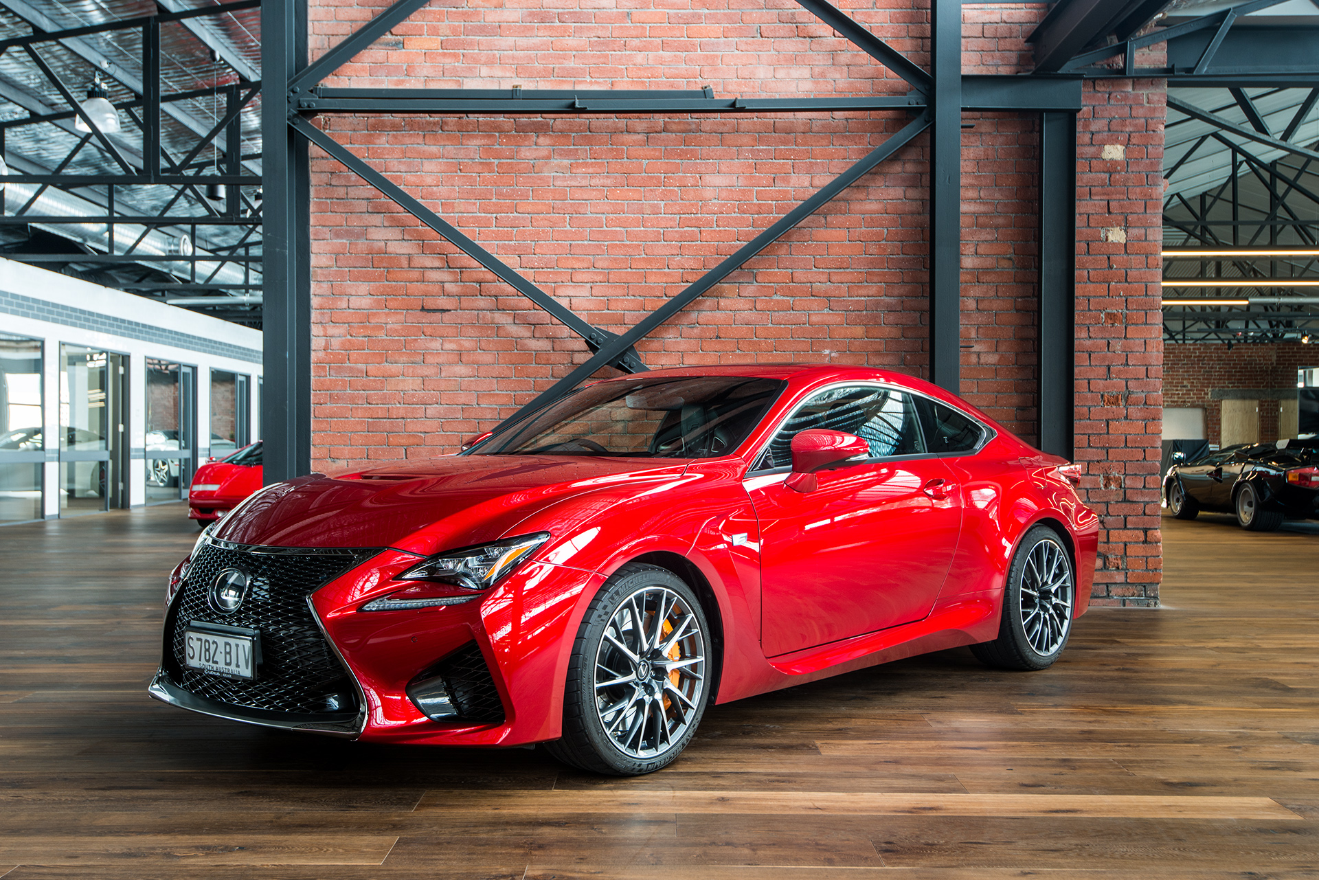 2016 Lexus Rcf Coupe Richmonds Classic And Prestige