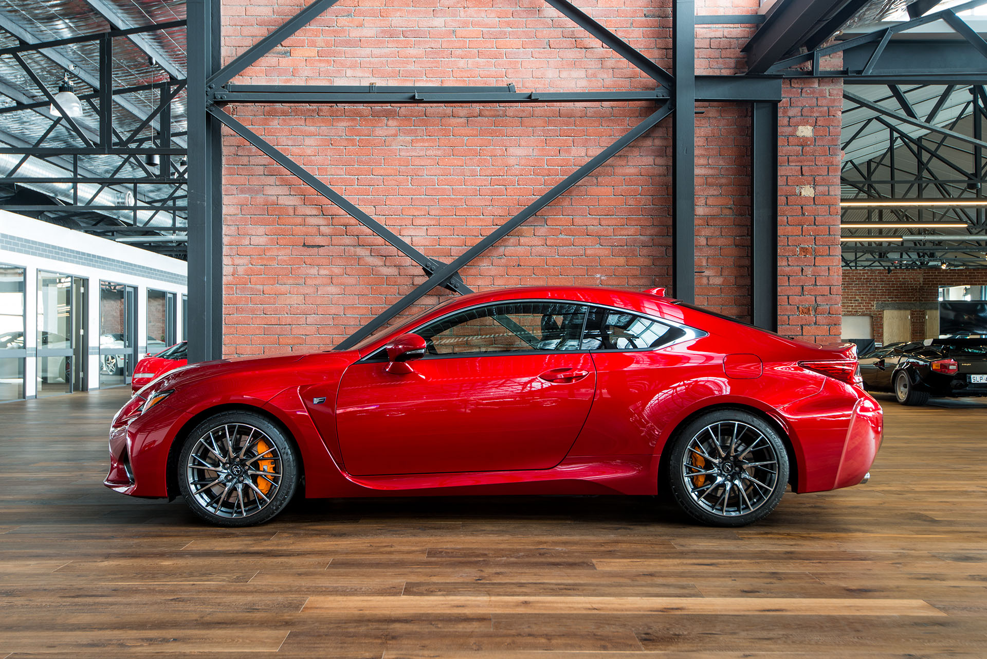 Real Cars For Sale >> 2016 Lexus RCF Coupe - Richmonds - Classic and Prestige ...