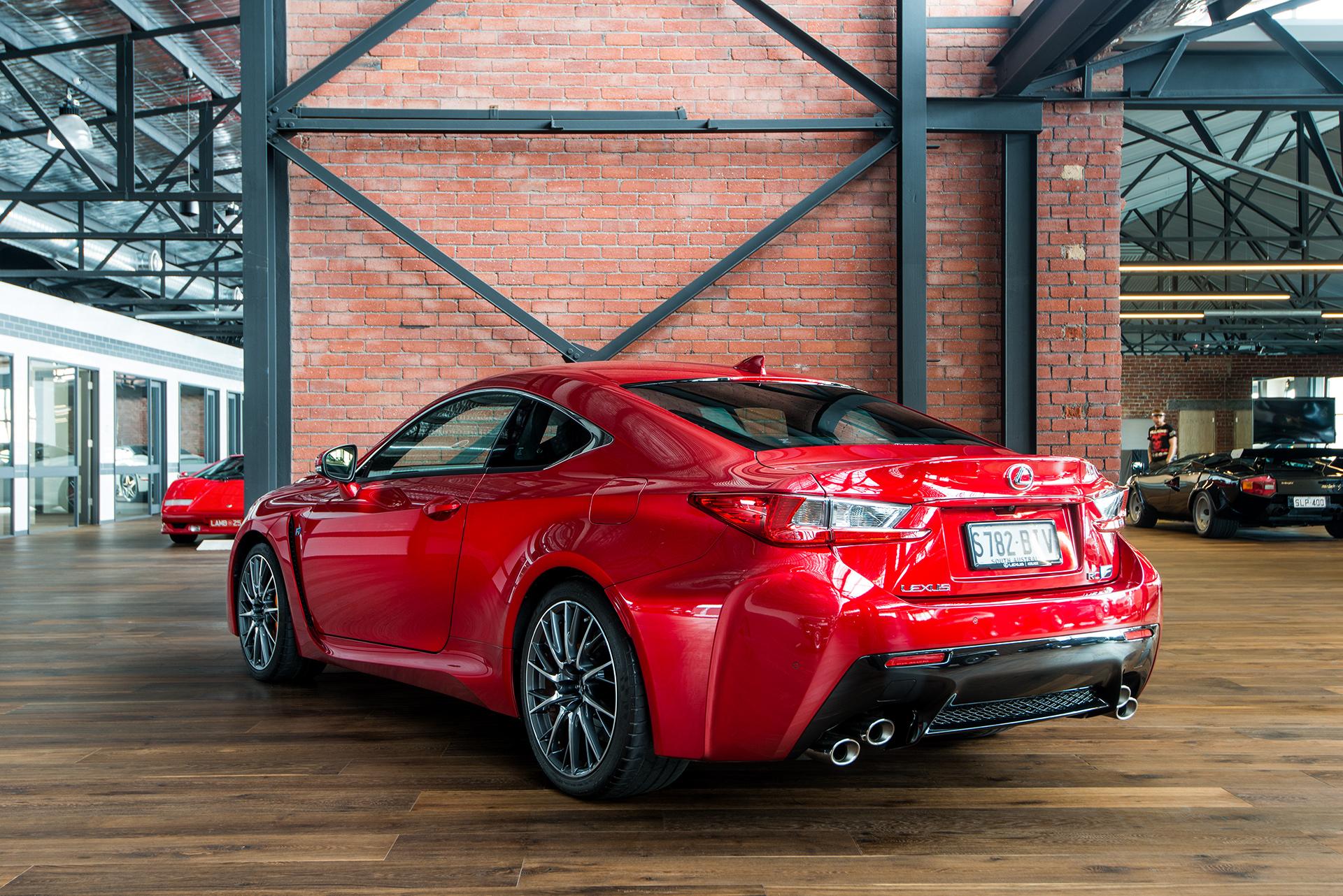 2016 Lexus Rcf Coupe Richmonds Classic And Prestige