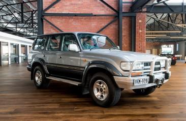 1993 Toyota Land Cruiser Sahara Wagon