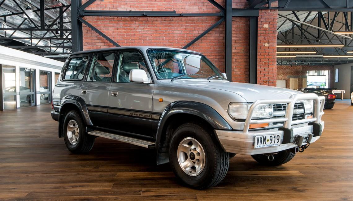 1993 Toyota Sahara