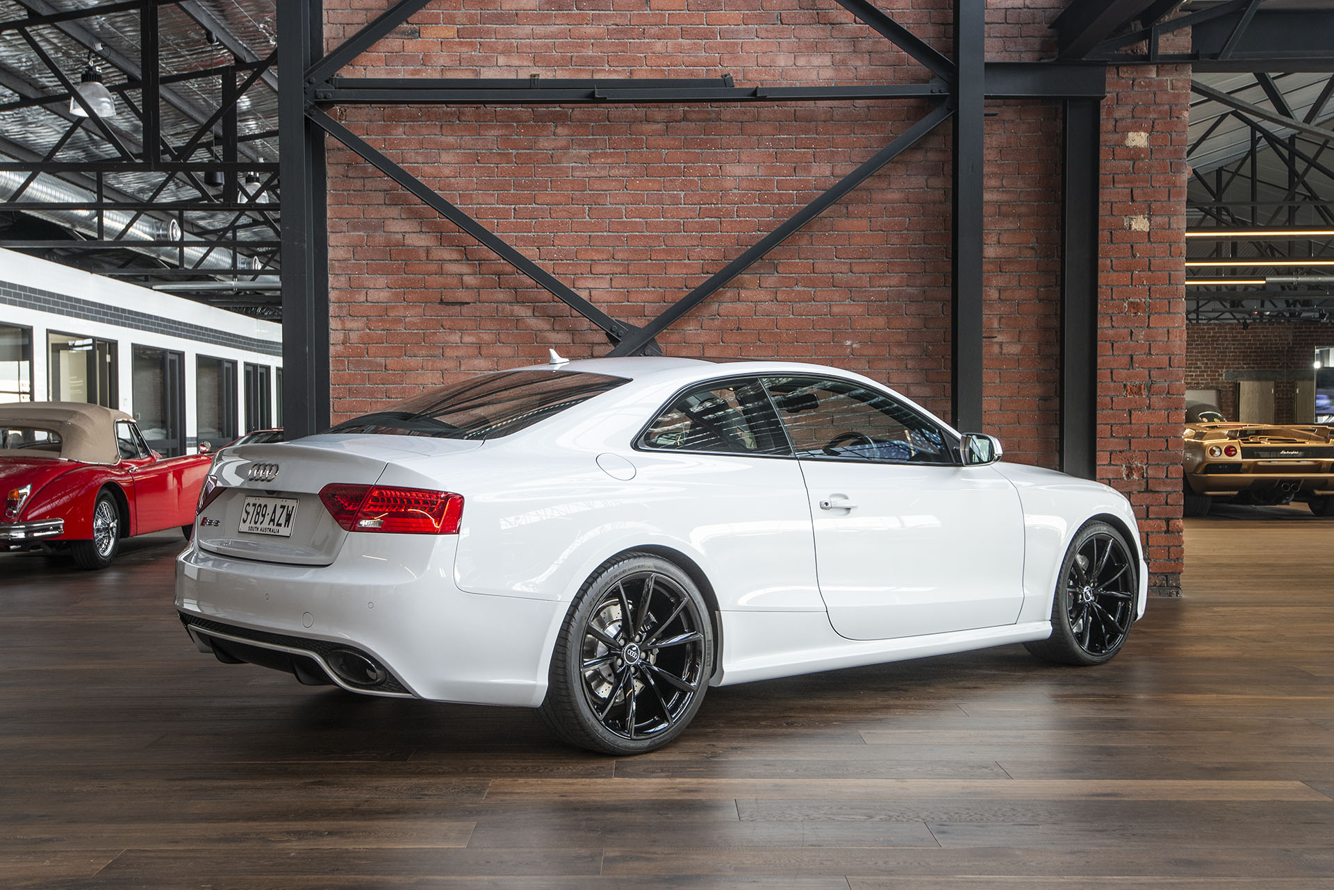 Four Door Sports Cars >> 2013 Audi RS5 8T Coupe (MY14) - Richmonds - Classic and ...