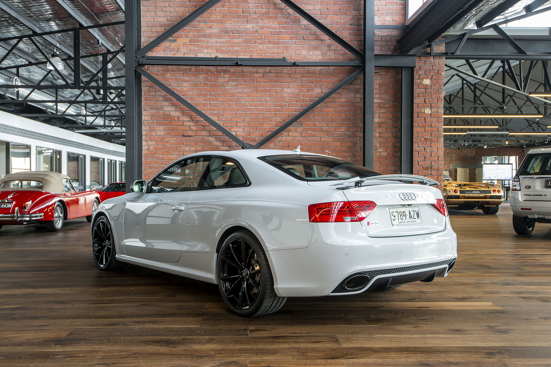 2013 audi rs5 8t coupe my14 richmonds classic and