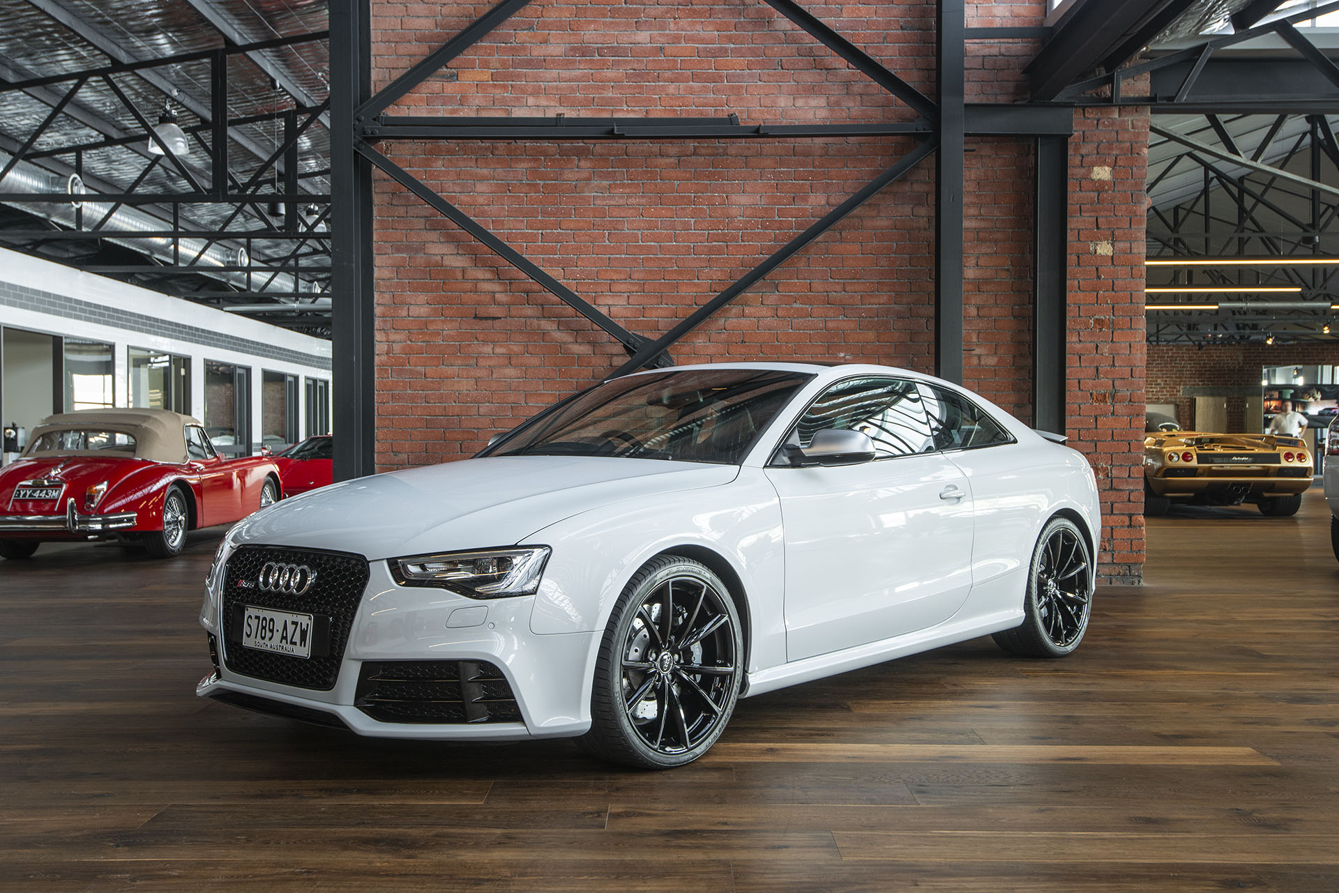 Sports Cars For Sale >> 2013 Audi RS5 8T Coupe (MY14) - Richmonds - Classic and Prestige Cars - Storage and Sales ...