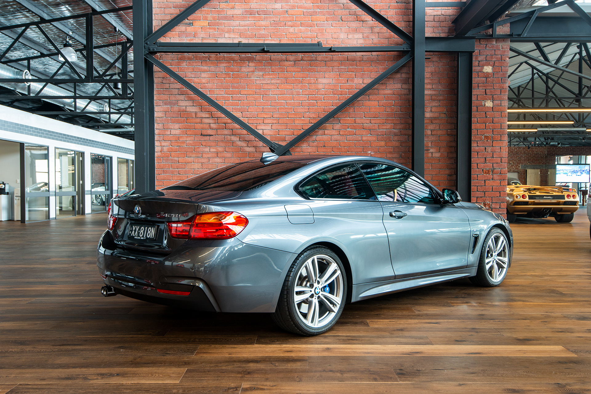 2014 Bmw 428i M Sport Coupe Richmonds Classic And