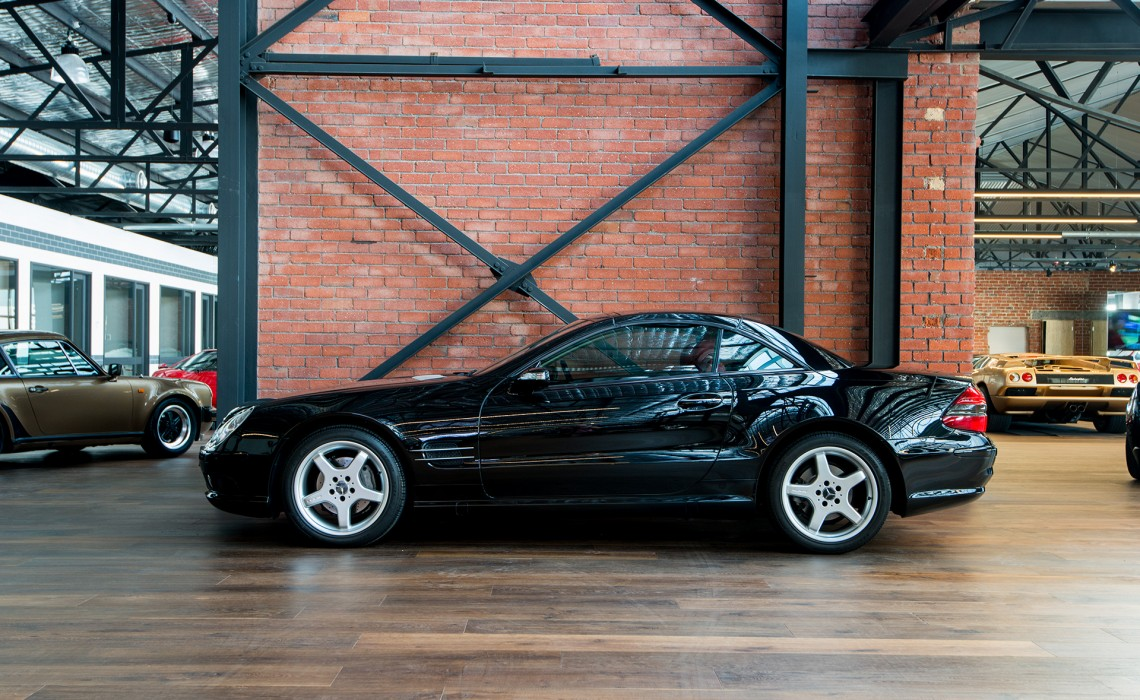 2005 Mercedes Benz SL350