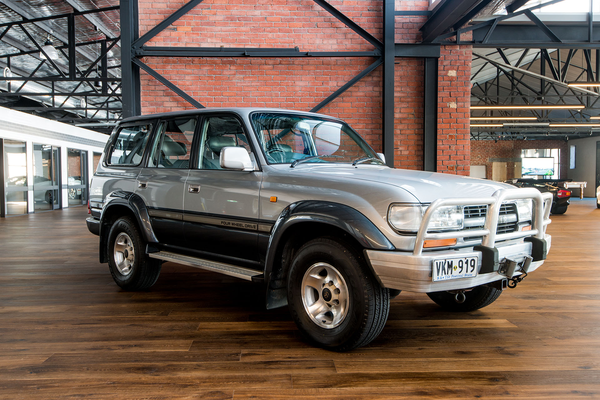 1993 Toyota Land Cruiser Sahara