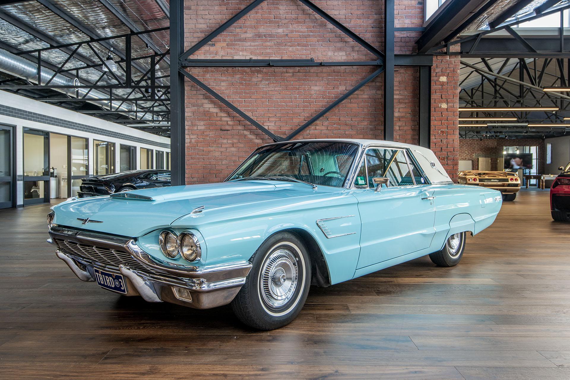 1965 Ford Thunderbird Hardtop - Richmonds - Classic and ...