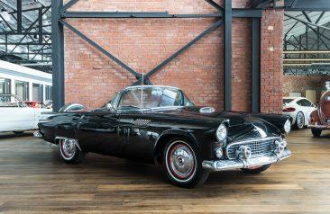 1956 Ford Thunderbird Black