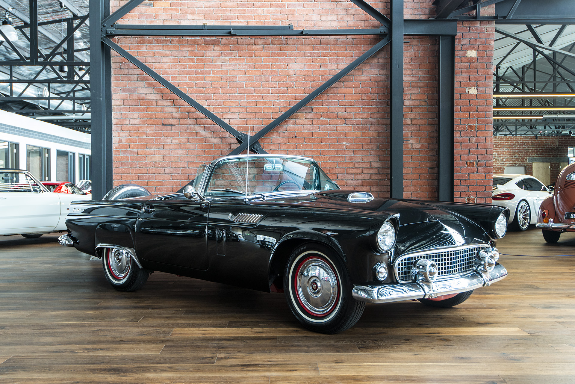 1956 Ford Thunderbird Hardtop Convertible Richmonds Classic And Prestige Cars Storage And Sales Adelaide Australia