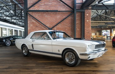 1966 Ford Mustang hardtop