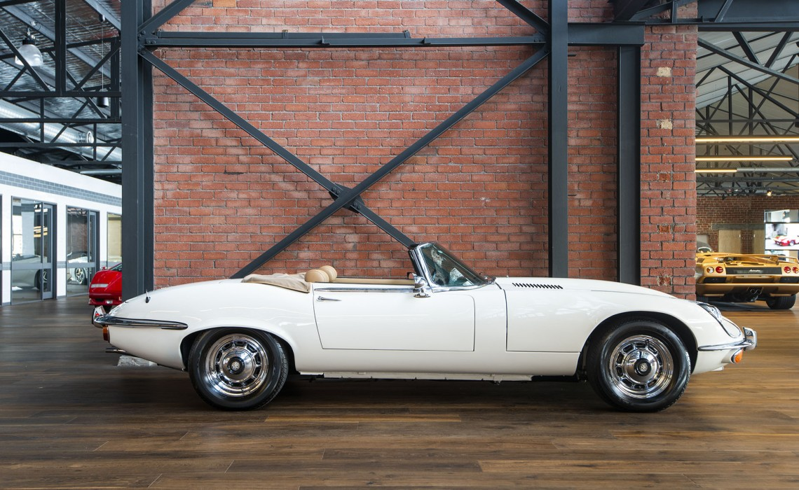 1974 Jaguar E Type Series 3 V12