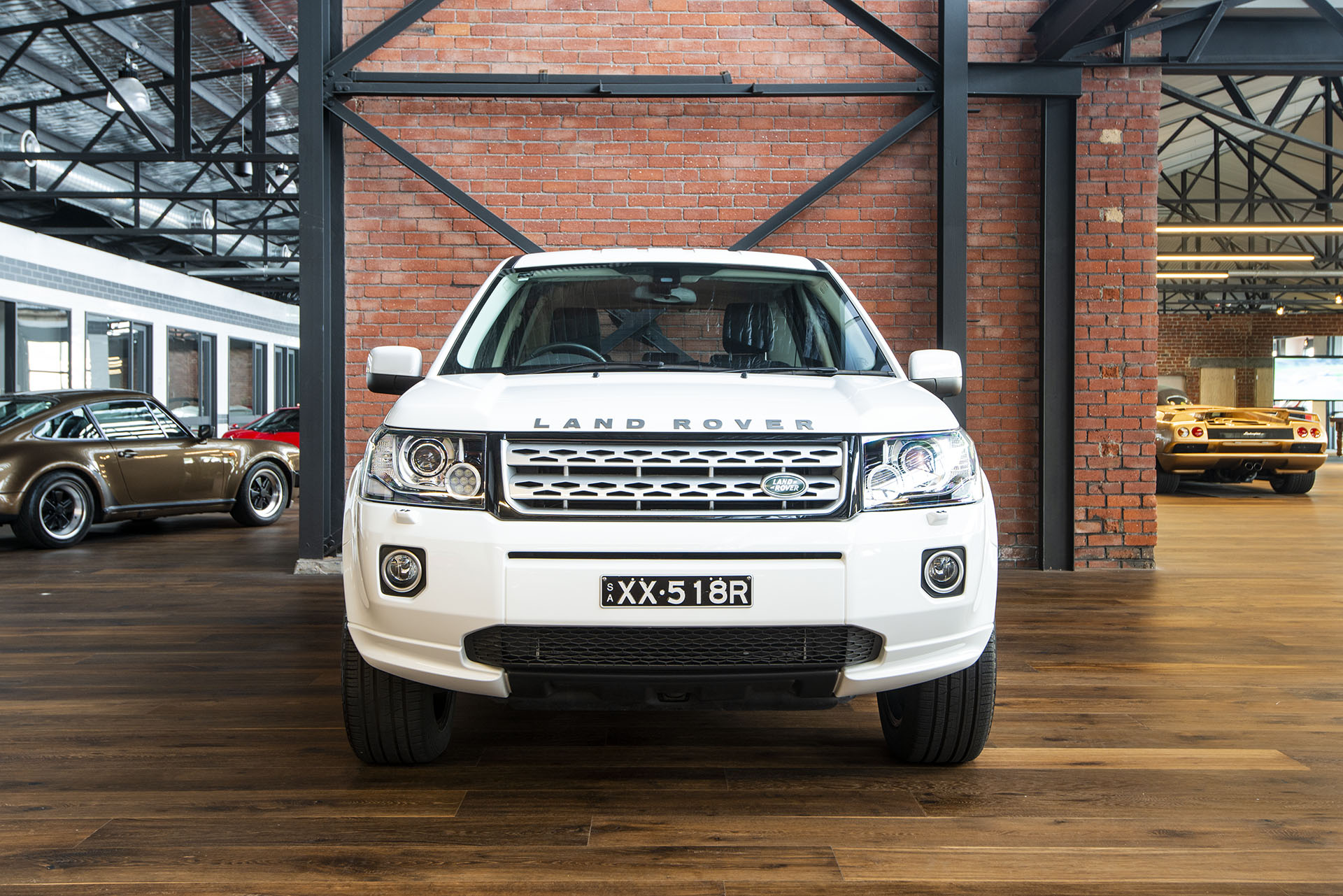 2012 Land Rover Freelander 2 Si4 Se Richmonds Classic