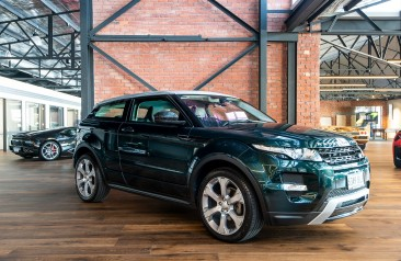 2014 Range Rover Evoque SD4 Coupe