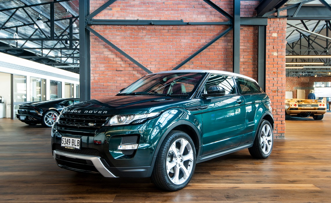 2014 Land Rover Range Rover Evoque Coupe Richmonds