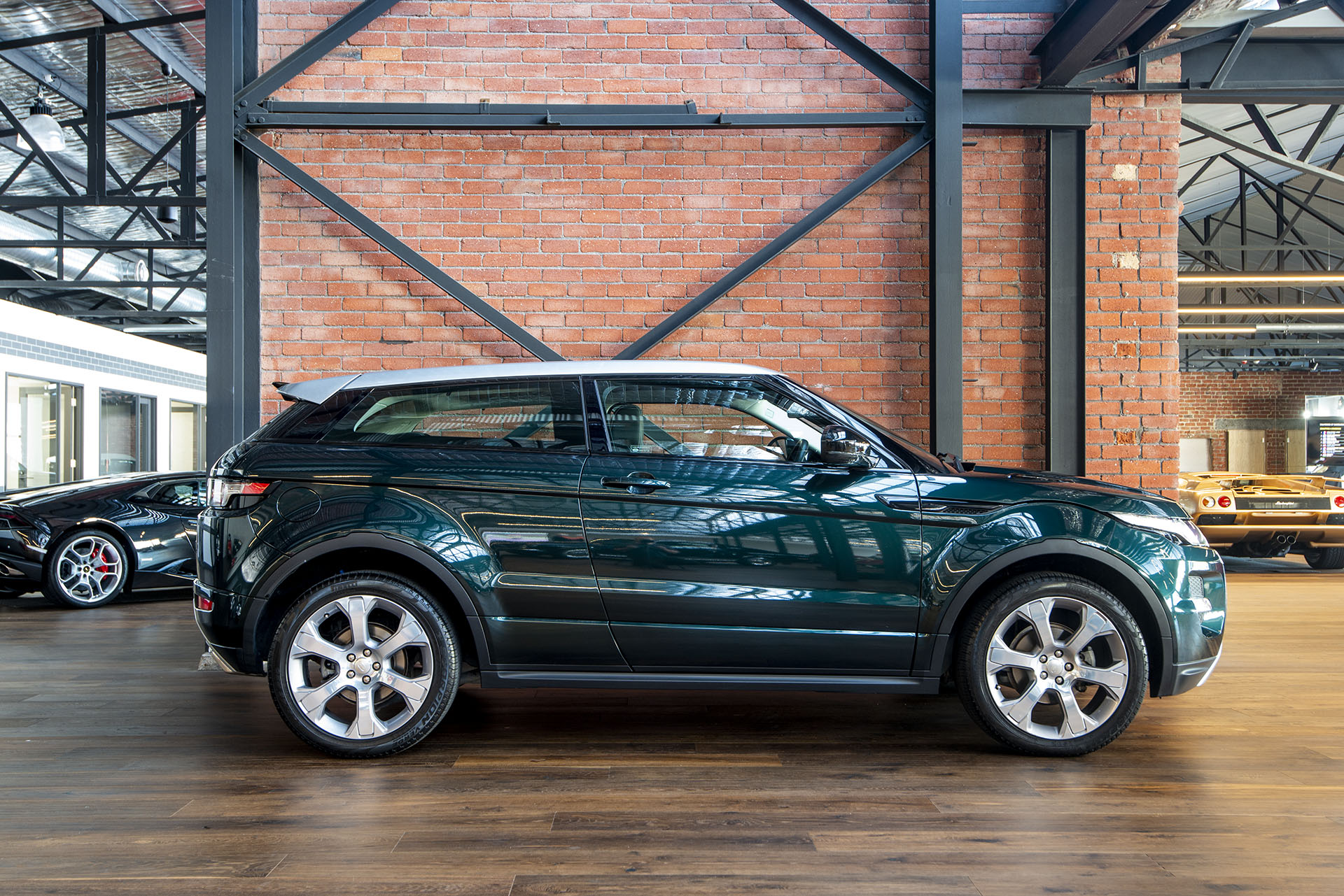 New Range Rover >> 2014 Land Rover Range Rover Evoque Coupe - Richmonds - Classic and Prestige Cars - Storage and ...