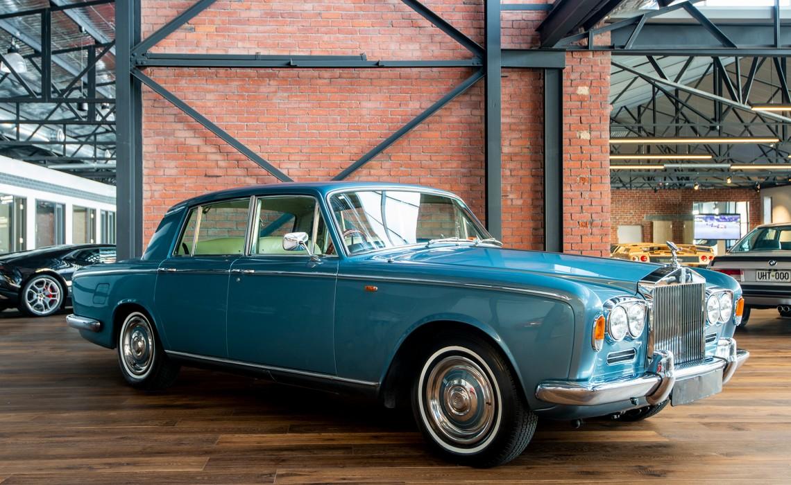 1969 Rolls Royce Silver Shadow Mk 1
