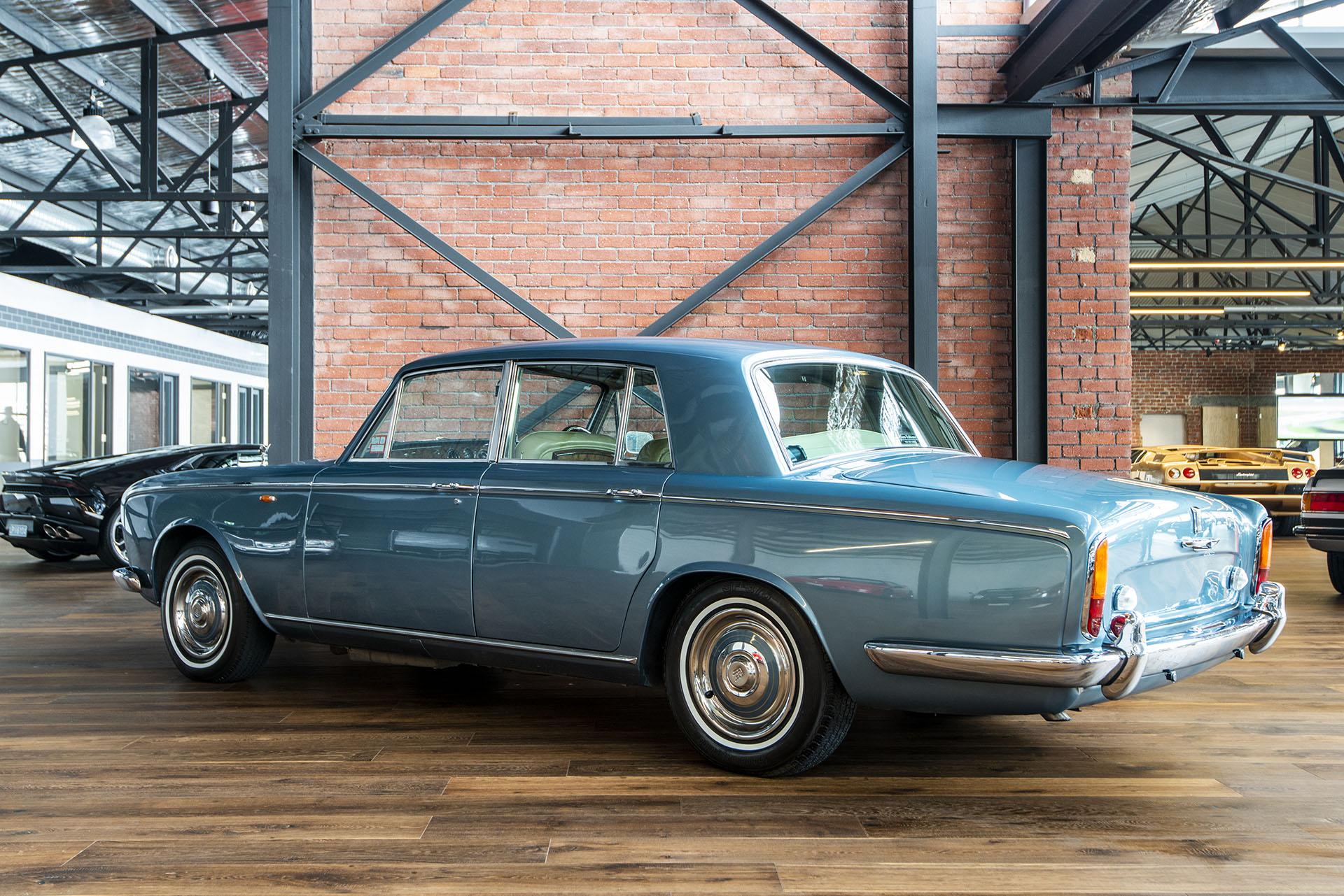 Prestige Car Service >> 1969 Rolls Royce Silver Shadow Mk 1 - Richmonds - Classic ...