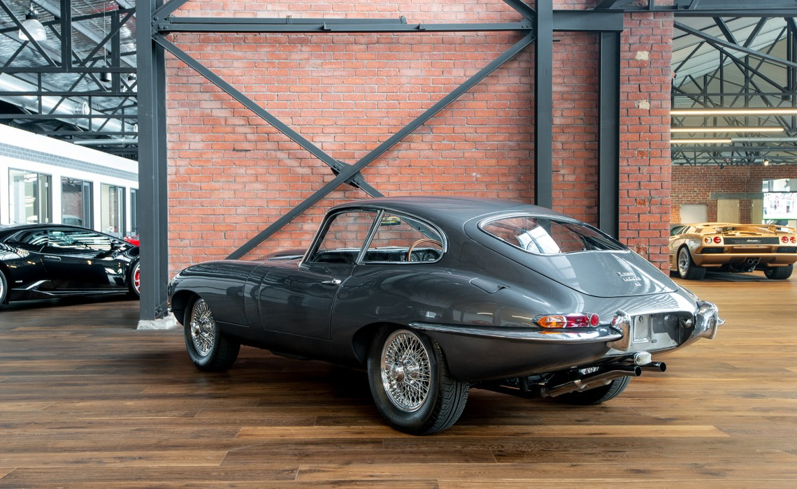 1966 Jaguar E Type 4.2 FHC