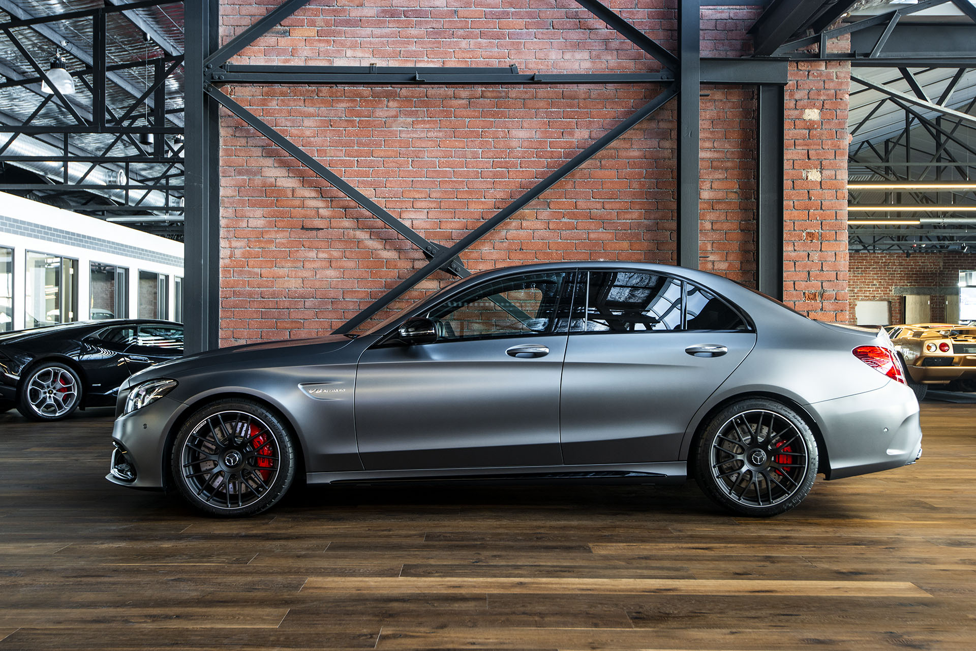 Mercedes Benz Parts >> 2017 Mercedes C63S AMG - Richmonds - Classic and Prestige Cars - Storage and Sales - Adelaide ...