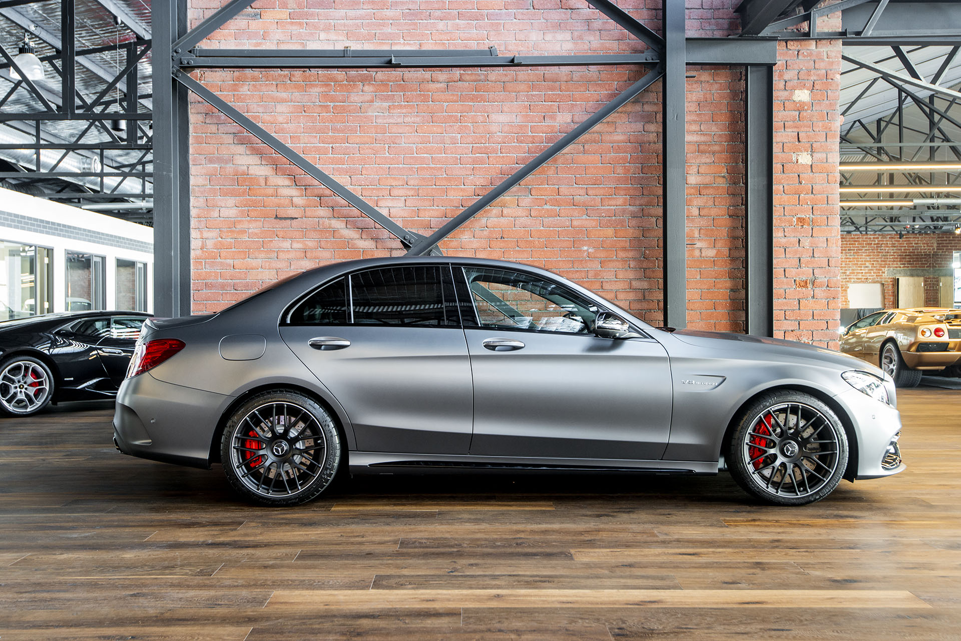 2017 Mercedes C63s Amg - Richmonds