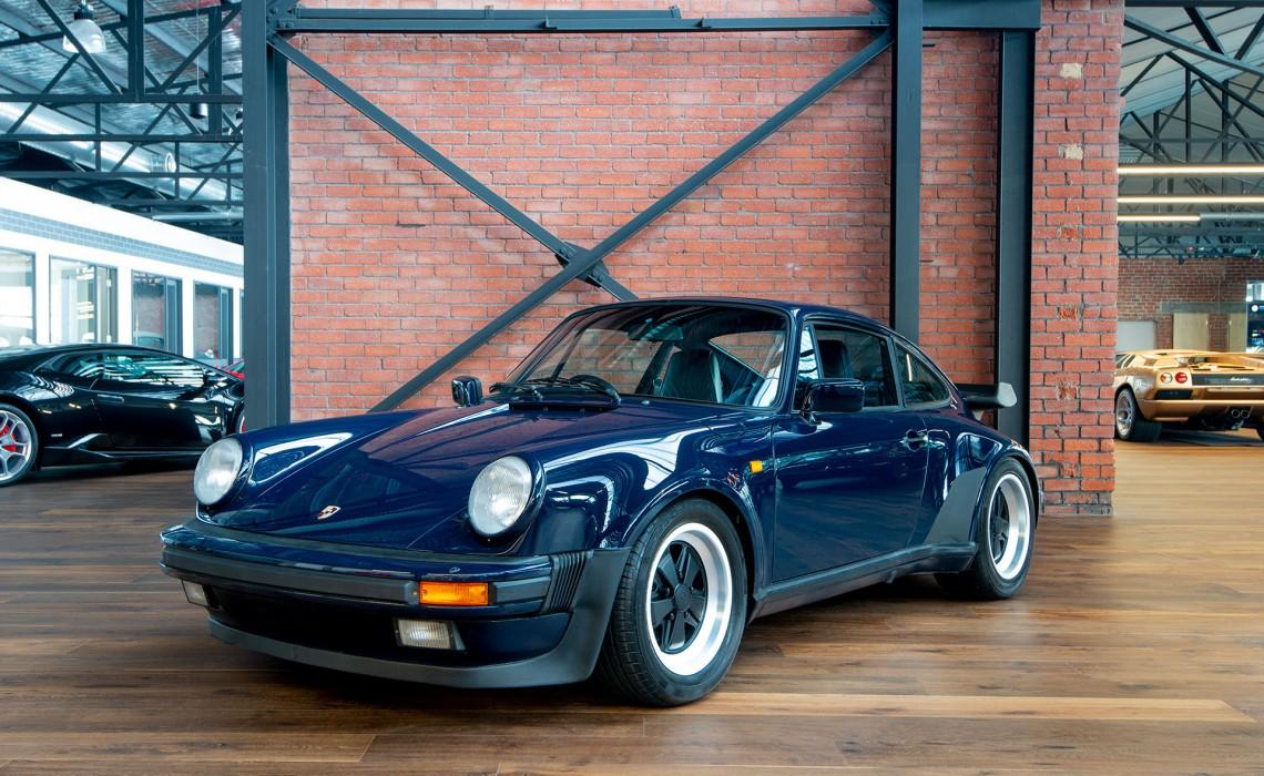 1986 911 Turbo Body