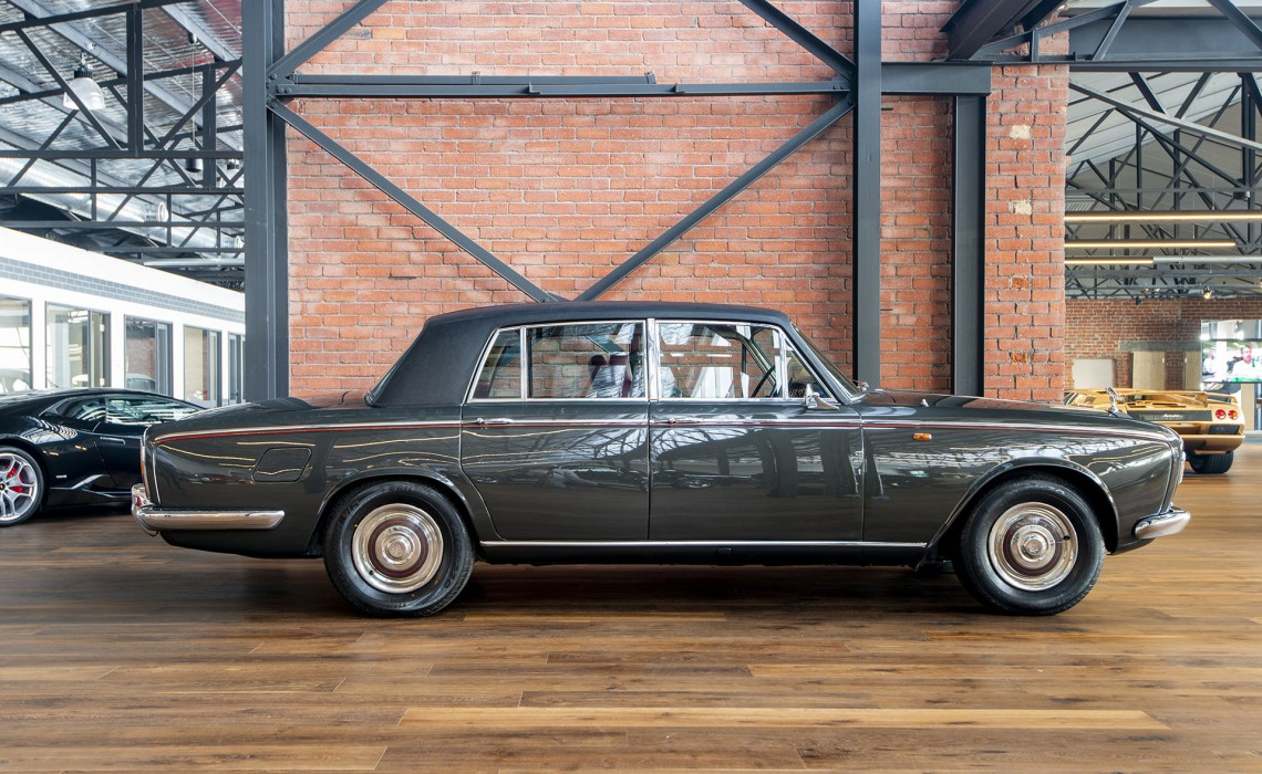 1969 Rolls Royce Silver Shadow 1