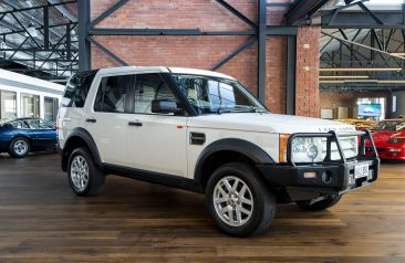 2007 Land Rover Discovery 3 SE Wagon
