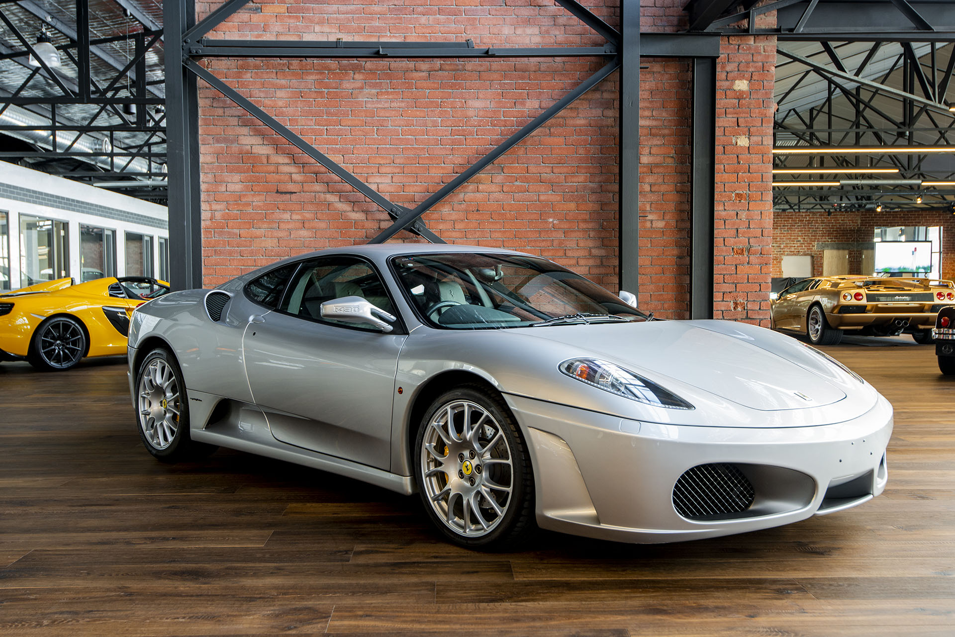 2005 Ferrari F430 F1 Coupe Richmonds Classic And